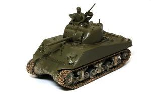 M4A3シャーマン(RC) 組立て完了