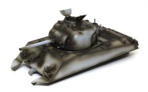 M4A3シャーマン(RC) サフ吹きと影吹き