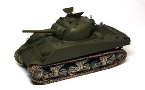 M4A3シャーマン(RC) 基本塗装