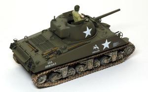 M4A3シャーマン(RC) 細部の塗分け