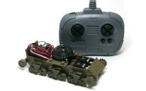 M4A3シャーマン 走行系の組立て