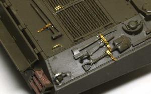 M4A3シャーマン(RC) OVMの取り付けベルト