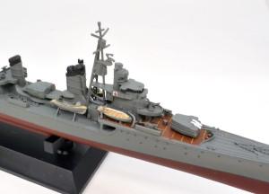 駆逐艦島風 最終時 艦載艇