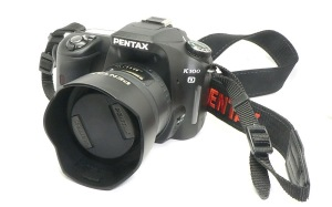 ペンタックス K100D