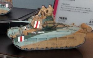 イギリス・歩兵戦車マチルダMk.4 1/35 タミヤ