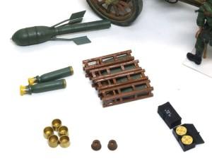 15cm重歩兵砲sIG33 アクセサリー