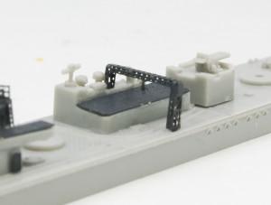 魚雷用クレーン