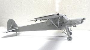 フィーゼラーFi156Cシュトルヒ サフ吹き