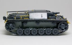 3号突撃砲B型 部分組み立て式履帯