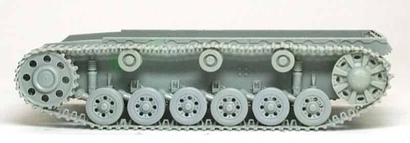 履帯の組立て 3号突撃砲A型