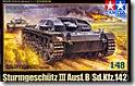 ドイツ・3号突撃砲戦車B型 1/48 タミヤ