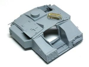 3号突撃砲F/8型 戦闘室の外側