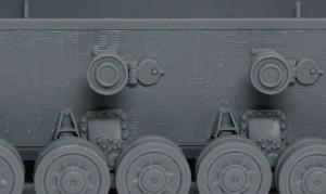 4号突撃砲 ツィンメリット・コーティング