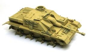 4号突撃砲 基本塗装