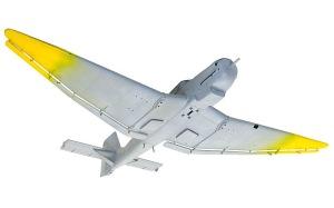 スツーカ・カノーネン・フォーゲル 翼端の塗装