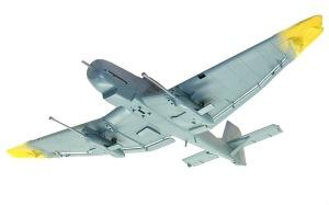 スツーカ・カノーネン・フォーゲル 機体下面色