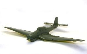 スツーカ・カノーネン・フォーゲル 機体正面の基本塗装
