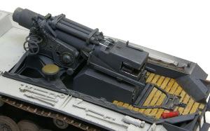 シュトゥーラ・エミール 主砲の塗装