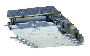 10.5cm突撃榴弾砲G型 車体下面