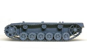 10.5cm突撃榴弾砲G型 履帯の組み立て