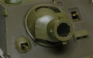 シュトゥルムティーガー 38cmロケット砲