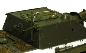 シュトゥルムティーガー 砲弾用クレーン