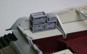 シュトゥルムティーガー アベールの無線機