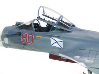 スホーイ・Su-33フランカーD 1/48 キネティック