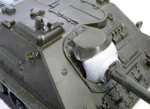 SU-85襲撃砲戦車 テクスチャの追加