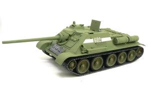 ソビエト・SU-85襲撃砲戦車 塗装