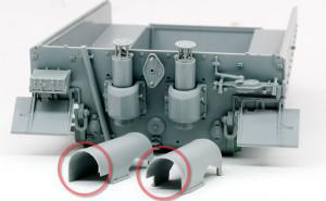排気管カバー