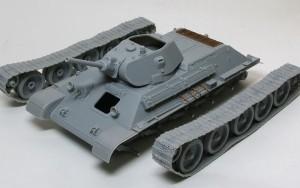 T-34/76 1940年型 ロコ組