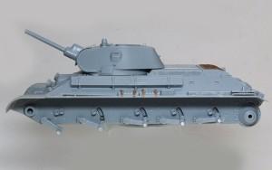 T-34/76 1940年型 サスペンション