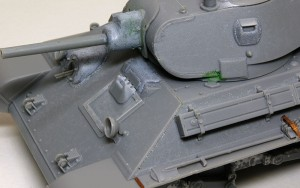 T-34/76 1940年型 テクスチャの追加