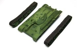 T-34/76 1940年型 基本塗装