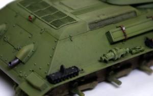 T-34/76 1940年型 ウオッシング