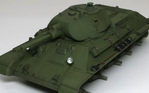 T-34/76 1940年型 雨だれあととスミ入れ