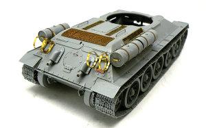 T-34/85 1944年型 予備燃料タンク