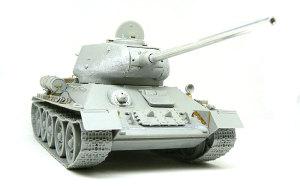 T-34/85 1944年型 組立て完了