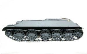 T-34/76戦車STZ 履帯の組み立て
