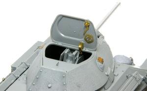T-34/76戦車STZ 砲塔の天板
