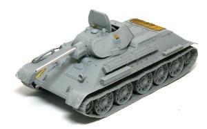 T-34/76戦車STZ 組み立て完了