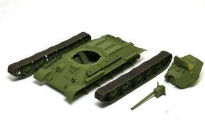 T-34/76戦車STZ 基本塗装