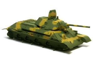T-34/76戦車STZ 迷彩塗装2色目