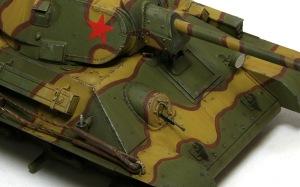 T-34/76戦車STZ チッピング
