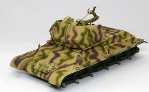 ドイツ・T-34対空戦車 迷彩塗装