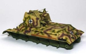 ドイツ・T-34対空戦車 デカール貼りと細部の塗分け