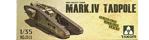 マーク4戦車タッドポール