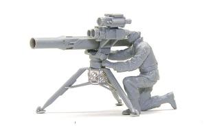アメリカ海兵隊・対戦車部隊 RPG