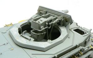 4号潜水戦車D型 砲尾の組立て